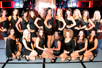 2012 Cavalier Girl Auditions