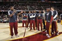 Cavaliers vs. Mavericks - November 17, 2012 - 12