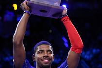 Kyrie Irving Three-Point Award - 1