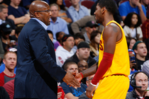 Mike Brown, Kyrie Irving
