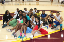 Cavs Connect with Kids and Community During Week at Home - 6