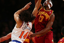 Cavaliers at Knicks – December 15, 2012 - 2