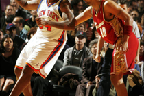 Cavaliers: Cavaliers at Knicks - April 5th, 2006