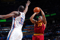 Cavs at Thunder Batch - March 9, 2012 - 1
