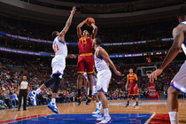 Cavaliers at 76ers – April 14, 2013 - 2