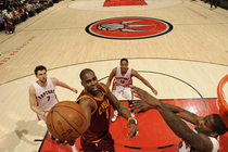 Cavaliers at Raptors - April 6, 2012 - 1