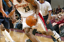 Cavaliers: Cavaliers vs. Mavericks - March 29th, 2006