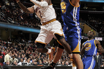 Cavaliers vs. Warriors - January 17, 2012