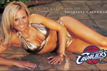 Cavaliers: 2006-07 Cavalier Girls Swimsuit Calendar