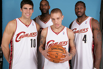 Cavaliers: Welcome to the Family Photo Shoot