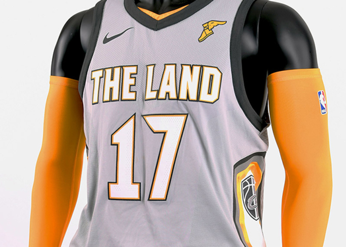 bdfa1ed83 The Cavaliers Unveil City Edition Uniform