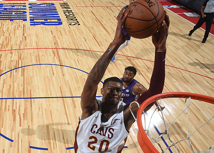 View Cavs Summer League Roster