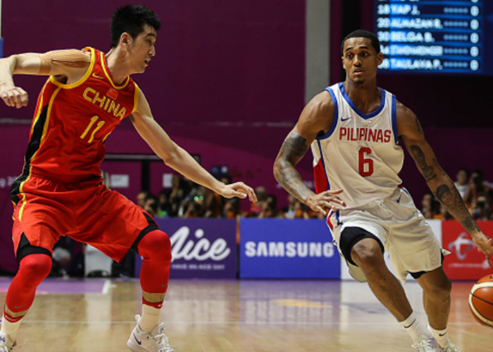 Clarkson Tallies 28 against China in
