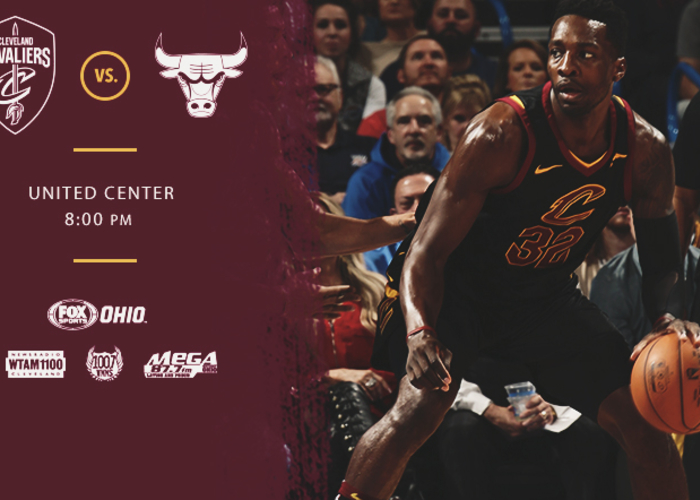 CavsBulls Game Preview - March 17, 2018   Cleveland Cavaliers