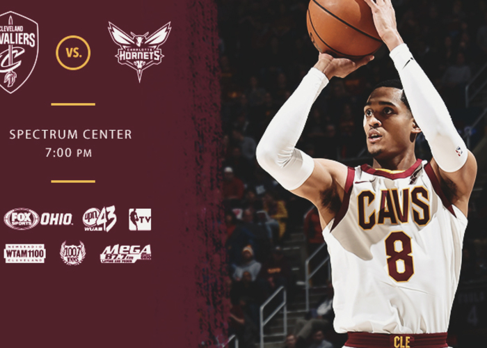 CavsHornets Game Preview - March 28, 2018   Cleveland Cavaliers