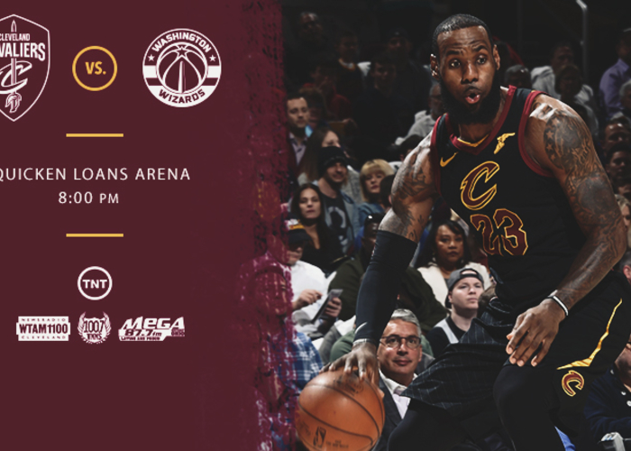CavsWizards Game Preview - April 5, 2018   Cleveland Cavaliers