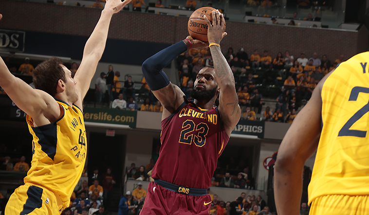 Pacers Rally Past Cavs, Take 2-1 Series Lead