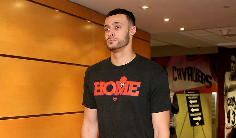 Larry Nance Jr.'s Postseason Blog