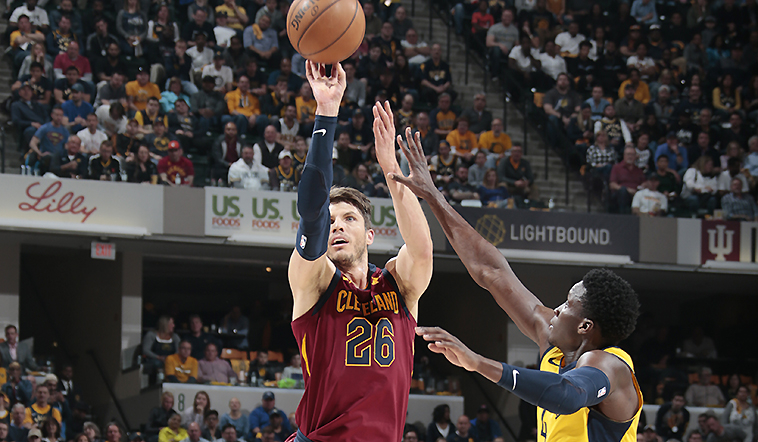 Cavs Hold On to Even Series with 104-100 Win