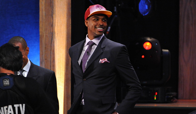 TBT: Current Cavs Past Draft Nights