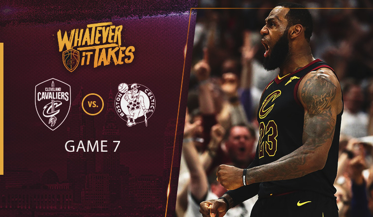 Sunday's #CavsCeltics Game 7 Preview