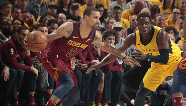 #CavsPacers Game 3 Through the Lens