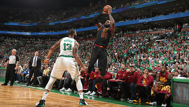 Celts Hold Serve, Push Cavs to the Brink