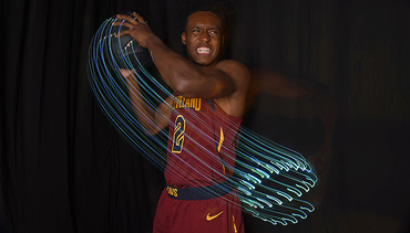 The Young Bull's NBA Rookie Photo Shoot