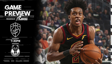 Friday's #CavsBucks Game Preview