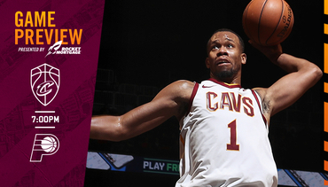 Tuesday's #CavsPacers Game Preview