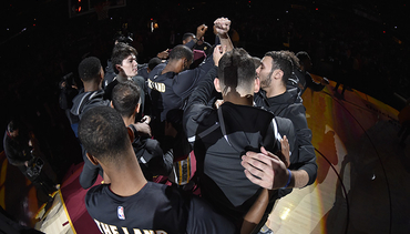 Huddle Up and  Discuss #CavsSuns