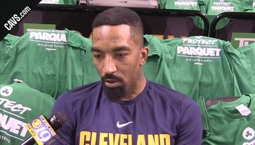JR on the Mindset Heading into Game 5