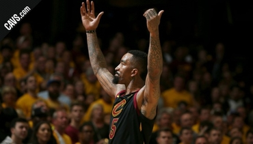 Cavs.com Gets You Hyped for Game 5