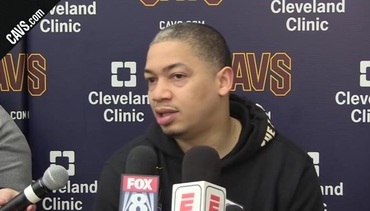 The Latest Word From Coach Lue