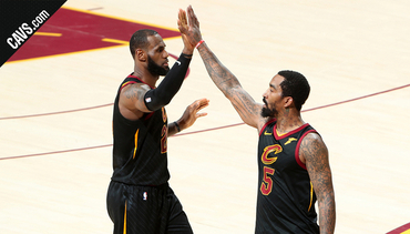 Cavs.com Gets You Hyped for Game 6