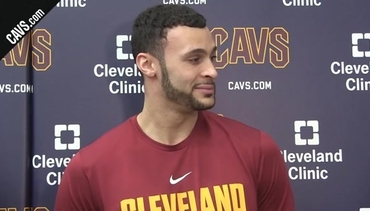 Nance Jr. Checks in from Practice