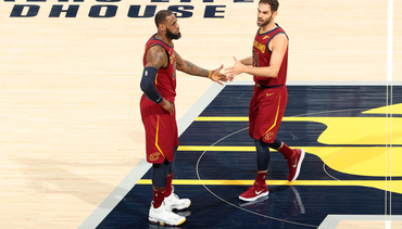 Grab a Buddy and Discuss #CavsPacers