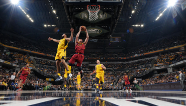 #CavsPacers Game 4 Through the Lens