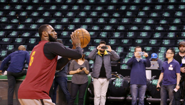 #CavsCeltics Game 7 Through the Lens