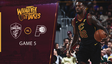 Wednesday's #CavsPacers Game 5 Preview
