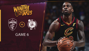 Friday's #CavsCeltics Game 6 Preview
