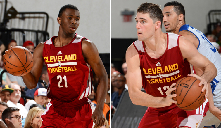 Andrew Wiggins, Joe Harris
