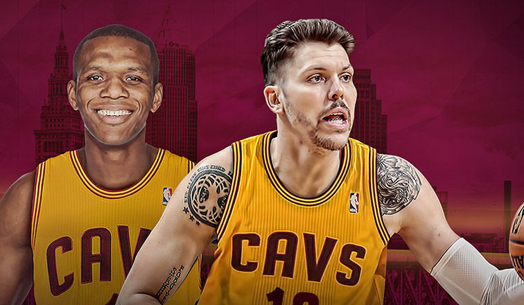 James Jones, Mike Miller