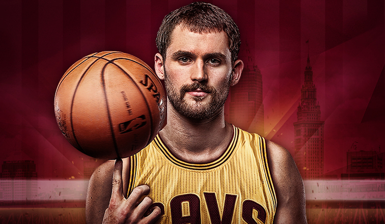 a9a3ac8afb7 Cavs Acquire All-Star Forward Kevin Love. CLEVELAND ...