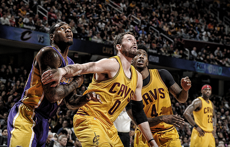Cleveland Cavaliers Kevin Love Rumors