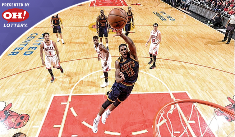 Ohio Lottery Winning Time: Beasts of the East | Cleveland Cavaliers