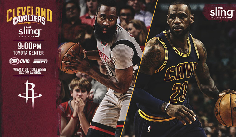 #CavsRockets Game Preview - March 12, 2017 | Cleveland ...