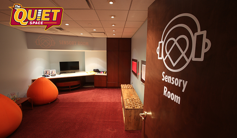 Quicken Loans Arena Is First Nba Arena Certified As Sensory