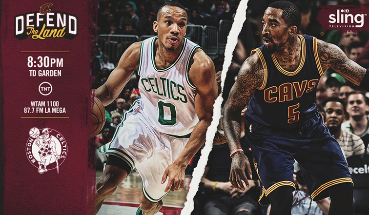 Celtics fail to stop Cavs