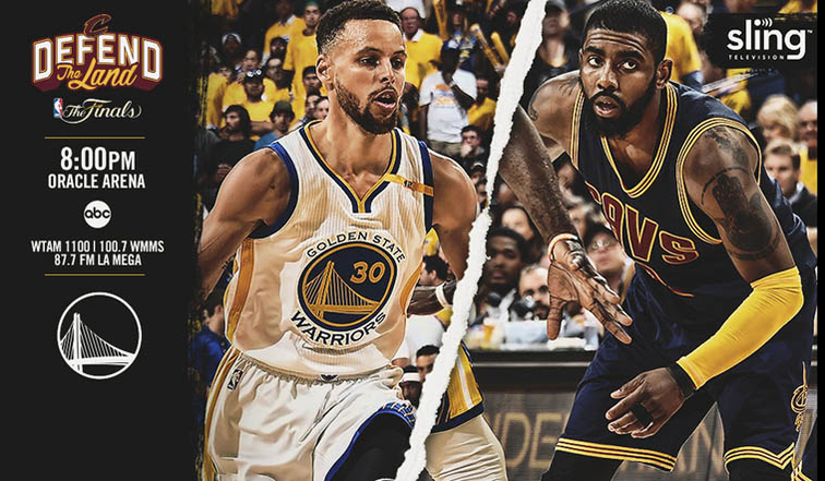 CavsWarriors Game 2 Preview - June 4 a4111619f